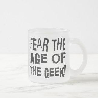 Geek drôle tasse à café