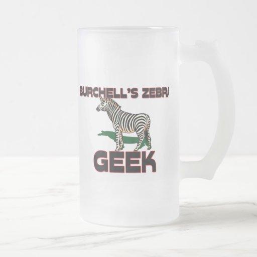 Geek du zèbre de Burchell Mug