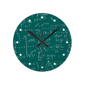 Geek Horloge Ronde