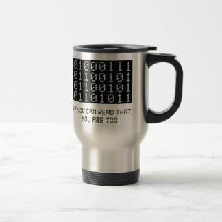 Geek Mug De Voyage