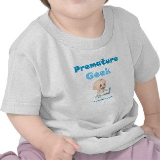 Geek prématuré t-shirt
