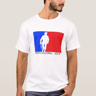 geek professionnel t-shirt