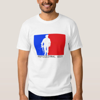 geek professionnel t-shirts