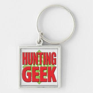 Geek v2 de chasse porte-clefs