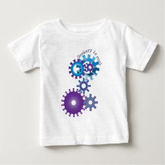 Geekery Steampunk embraye le T-shirt