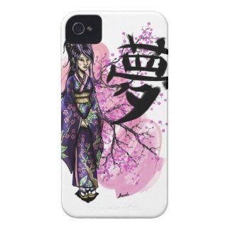 Geisha Coque Case-Mate iPhone 4
