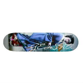 Geisha j1 skateboard old school 18,1 cm