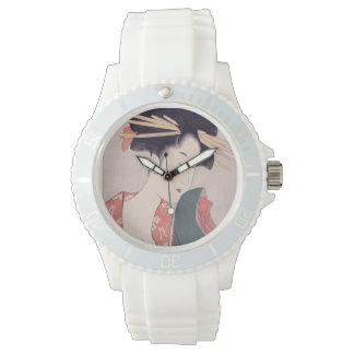 Geisha japonais montres bracelet