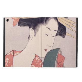 Geisha japonais protection iPad air