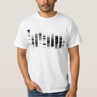 Gel d'ADN T-shirt