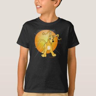 Gelert jaune espiègle t-shirt