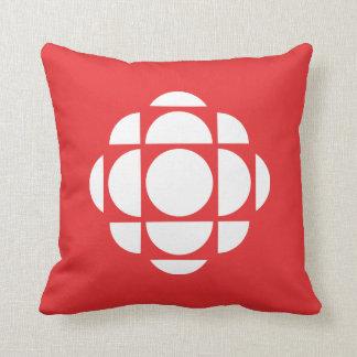 Gemme de CBC/Radio-Canada Oreiller