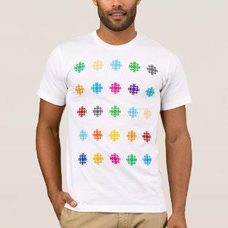 Gemmes d'arts de CBC T-shirt