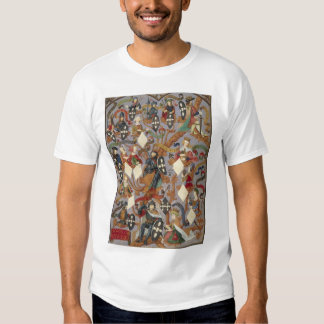 Généalogie des rois du Portugal T-shirts