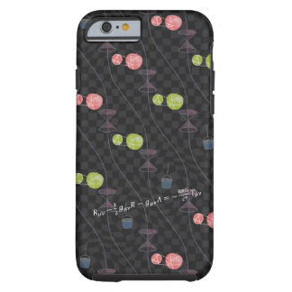 General Relativistic Universe (with curved grid) Coque iPhone 6 Tough