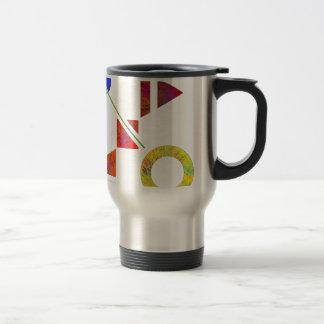 Genessium - naissance des maths mug de voyage