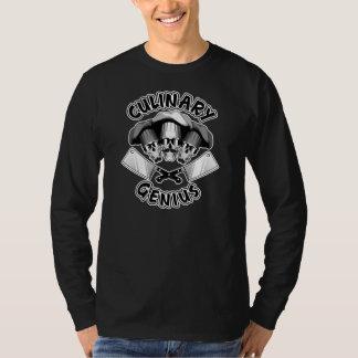 Génie culinaire : Crânes v1 de boucher T-shirt