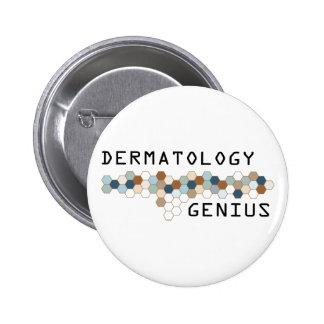 Génie de dermatologie badge
