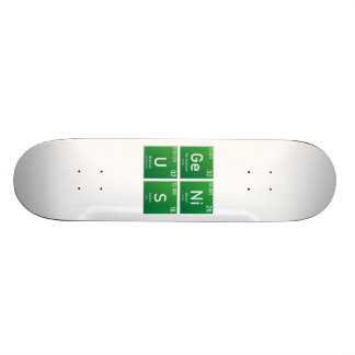 Génie PSE Skateboards Personnalisés