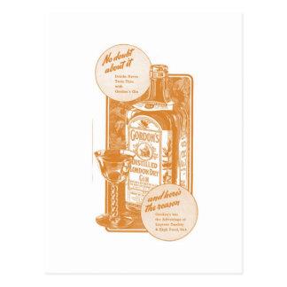 Genièvre Carte Postale
