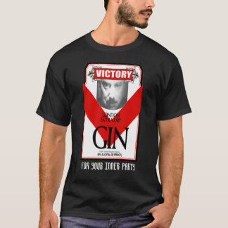 genièvre de victoire t-shirt