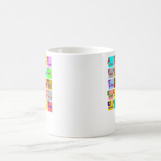 Gens des lettres mug