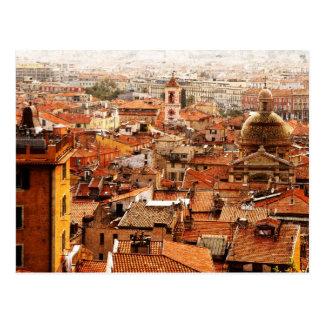Gentil, carte postale de Cote d'Azur