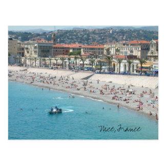 Gentil, carte postale de la France