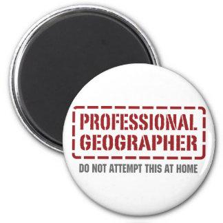 Géographe professionnel aimant pour réfrigérateur
