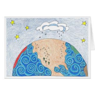 géographie physique cartes de vœux