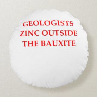 géologie coussins ronds