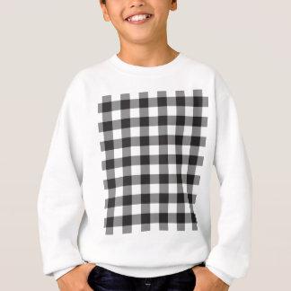 géométrique sweatshirt