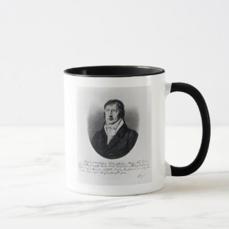 Georg Wilhelm Friedrich Hegel Tasses