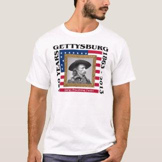 George Custer - 150th anniversaire Gettysburg T-shirt