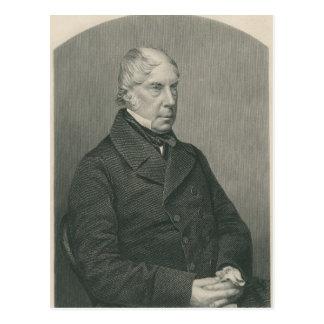 George Hamilton-Gordon, 4ème comte d'Aberdeen Carte Postale