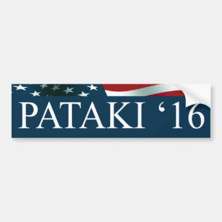 George Pataki 2016 Autocollant De Voiture