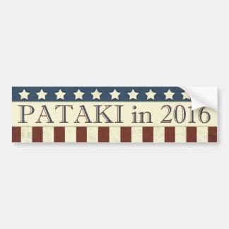 George Pataki en 2016 Autocollant De Voiture