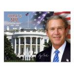 George W. Bush - quarante-troisième président des  Cartes Postales