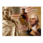 George Washington - ęr président des États-Unis