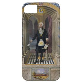 George Washington le maçon II Coque Case-Mate iPhone 5