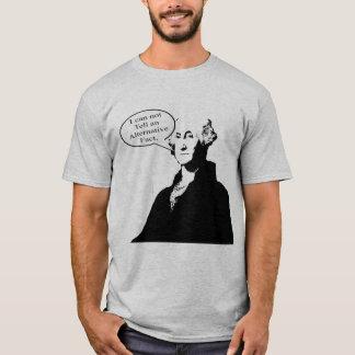 George Washington ne peut pas dire un fait T-shirt