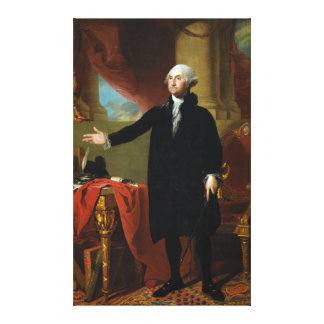 George Washington par Gilbert Stuart Impressions Sur Toile