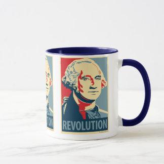 George Washington - révolution : Tasse d'OHP