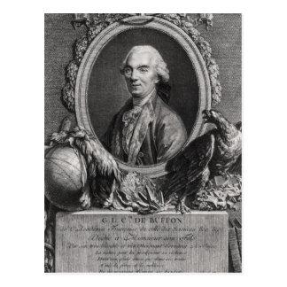 Georges-Louis Leclerc Comte de Buffon Cartes Postales