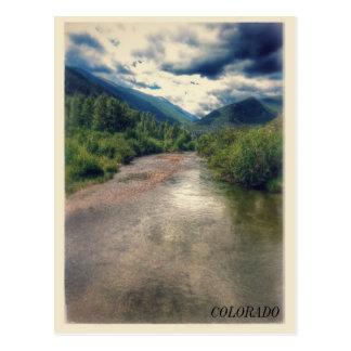 Georgetown, le Colorado Carte Postale