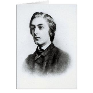 Gerard Manley Hopkins Cartes