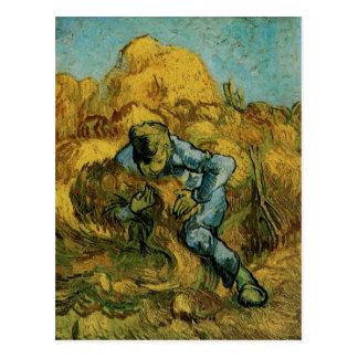 Gerbe-Classeur (après millet), Vincent van Gogh Cartes Postales