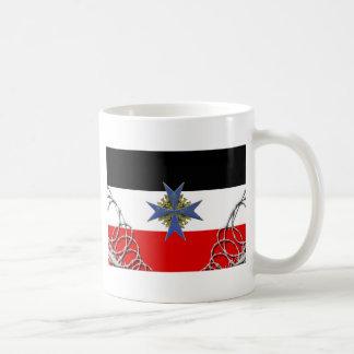 German Pour Le Merit Medal Mug