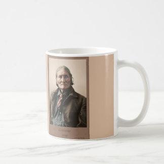 Geronimo 1898 mug blanc