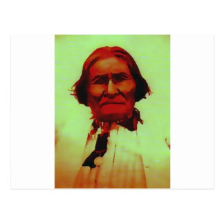 Geronimo Carte Postale
